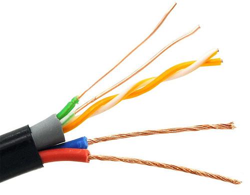 弱电工程常用的电缆有哪几种?